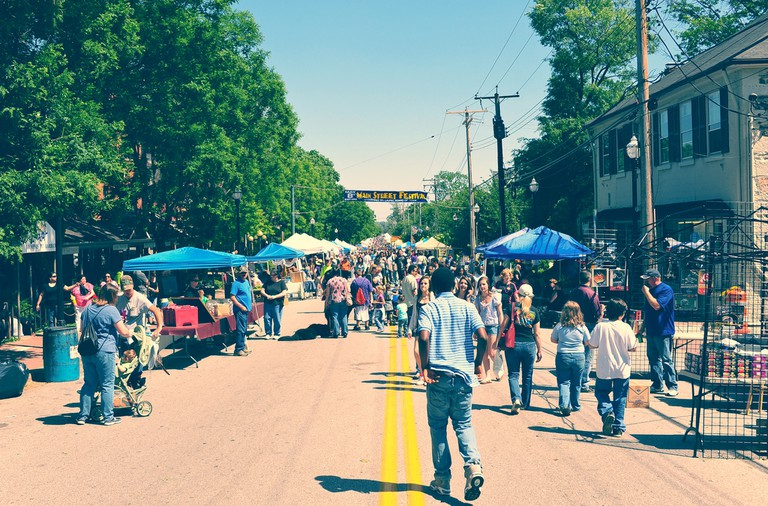 Main Street Festival, Laurel, Maryland | © eddie welker/Flickr