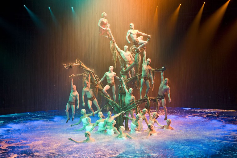 Le Reve at Wynn Las Vegas | Courtesy of Dragone
