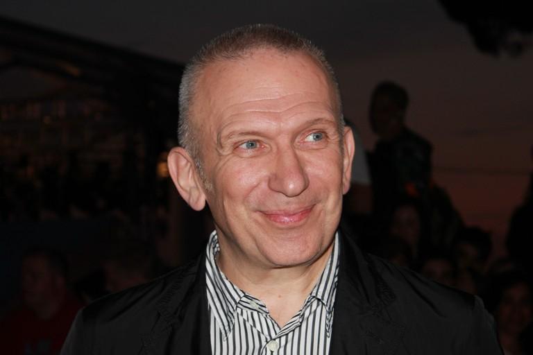 Le couturier Jean-Paul Gaultier, Cannes Film festival 2011