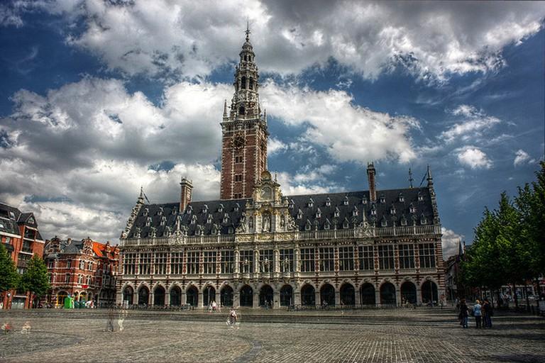 Universiteitsbibliotheek Leuven | © Hühnerauge/Flickr
