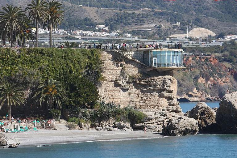 Balcón de Europa © Dguendel/WikiCommons