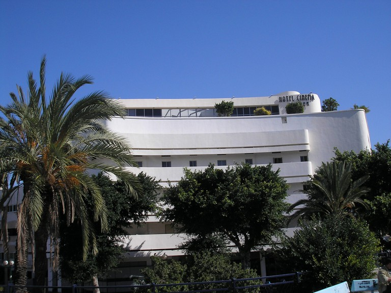 Cinema Hotel | deror avi/Wikimedia