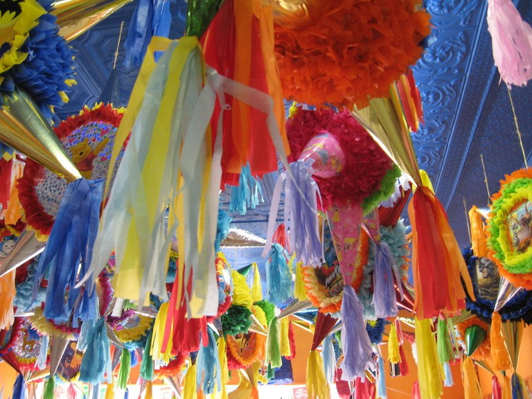 Piñatas | © Natalia Wilson/Flickr