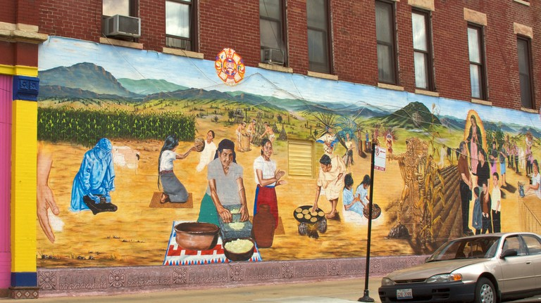 Mural outside of El Milagro l © Jay Galvin/Flickr