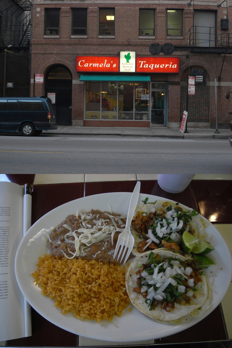 Carmela's Taqueria and Tacos ┃© Seth Tisue/Flickr