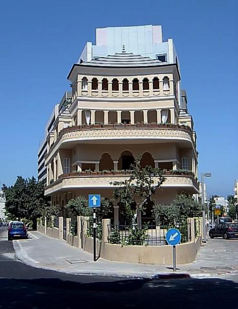 The Pagoda House | מאיר מ/Wikimedia