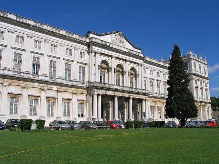 Palacio Ajuda Lisboa | © OsvaldoGago / WikiCommons