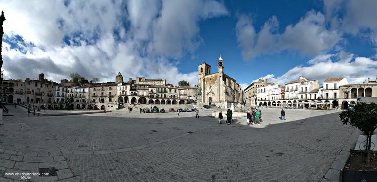 Plaza Mayor © Charly Morlock/WikiCommons