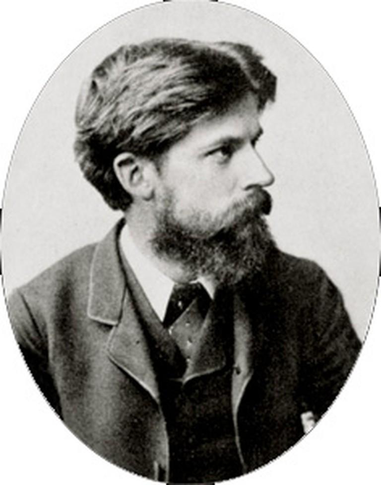 Patrick Geddes | Wikimedia