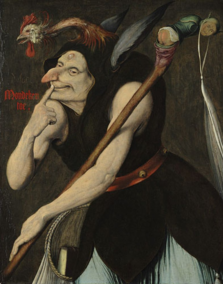 An Allegory of Folly (early 16th Century) by Quentin Matsys | © J. Held Collection/WikiCommons