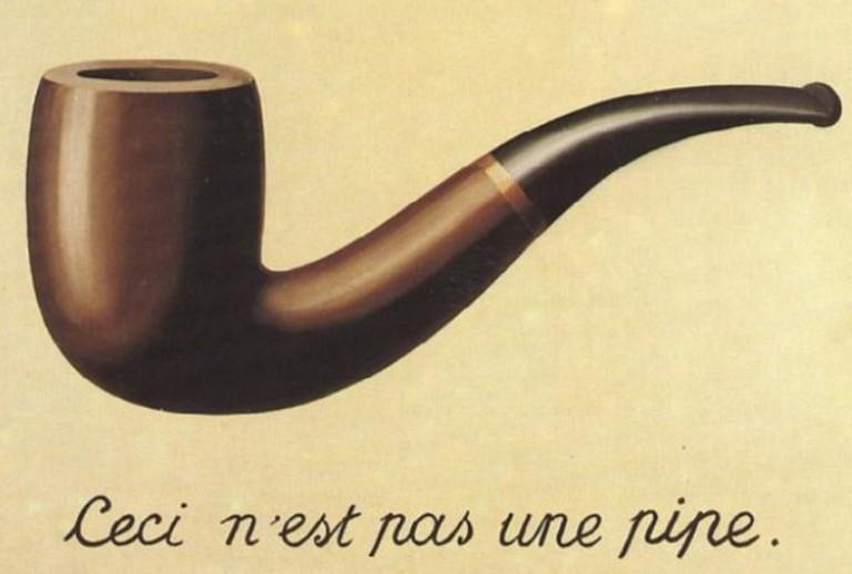 Ceci n'est pas une pipe | © Nad Renrel/Flickr