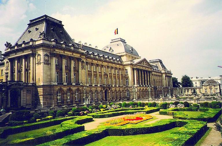 Royal Palace Of Brussels | © Jaume Meneses/WikiCommons