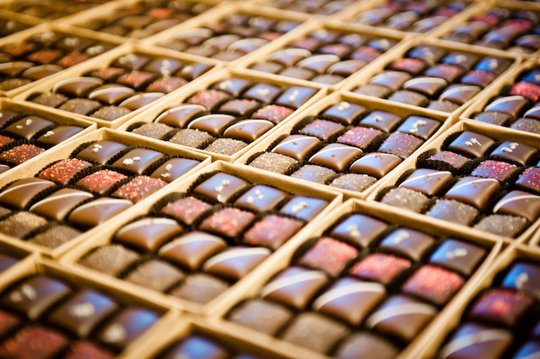 Selection of Theo Chocolates | Theo Chocolate