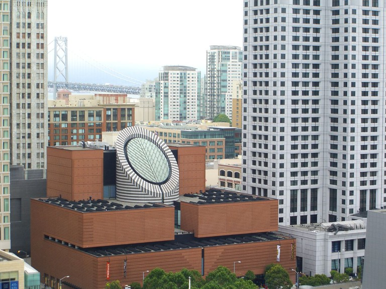 SFMoMA © Scott Vachalek/Flickr