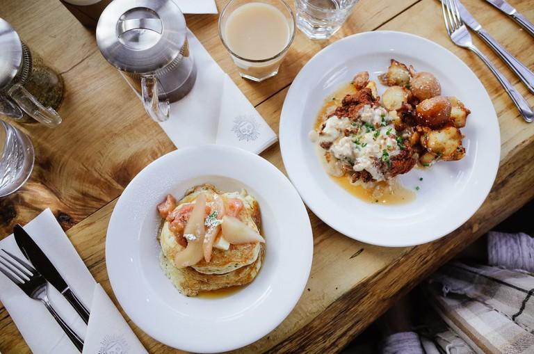Saint James Eatery | Saint James Eatery food offerings