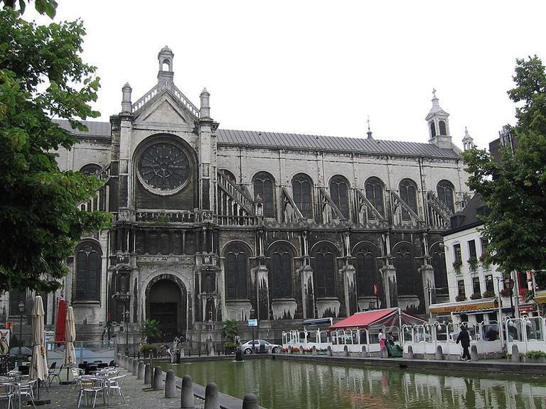 Place Saint Catherine | © Grentidez/WikiCommons