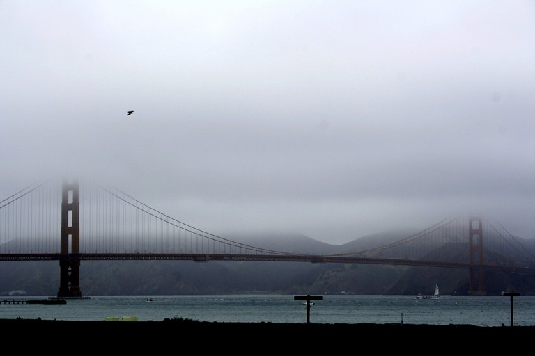 San Francisco fog © Sara Jo/Flickr