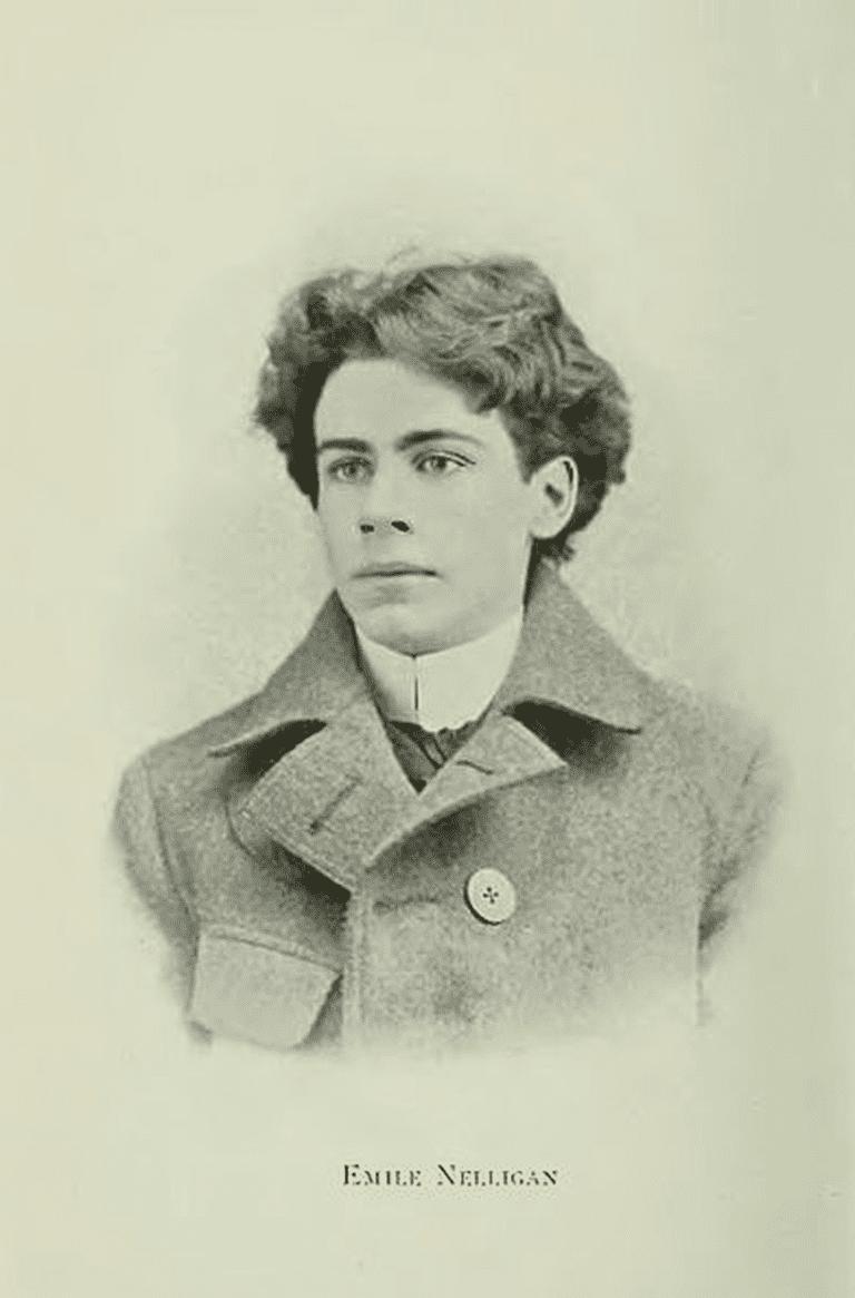 Émile Nelligan | © Laprés & Lavergne/WikiCommons