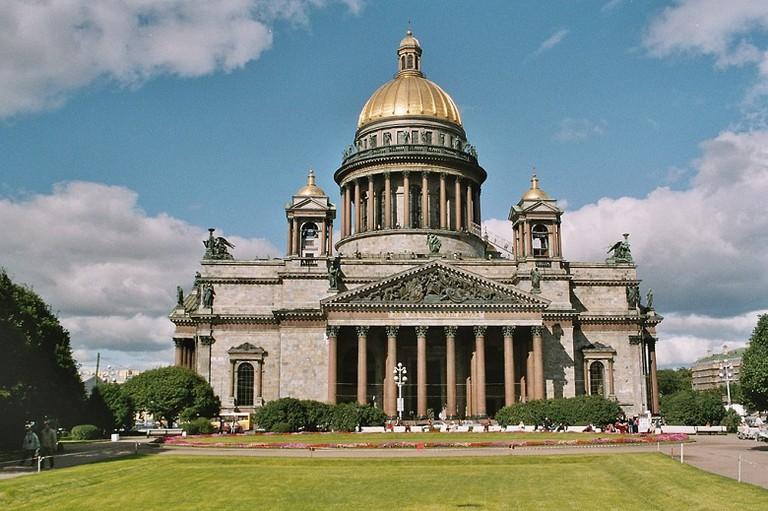 (c) St Petersburg   Arian Zwegers/Flickr