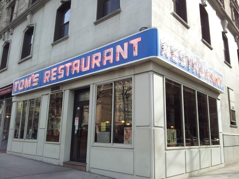 Tom's Restaurant|© Daniel_Afanador/flickr