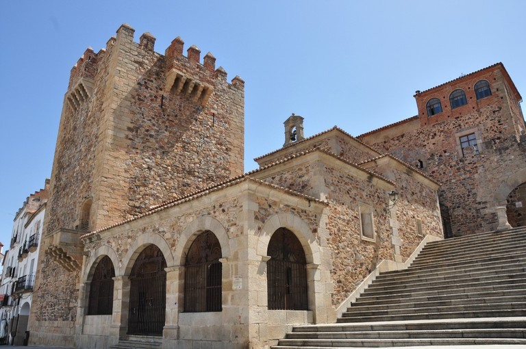 Torre de Bujaco © Jesus Castillo/WikiCommons