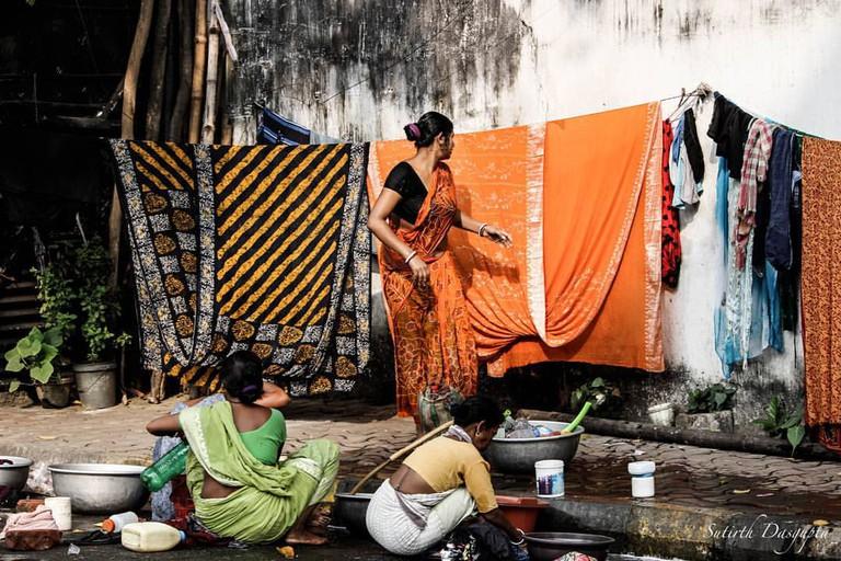Urban Slum| © Sutirth Dasgupta