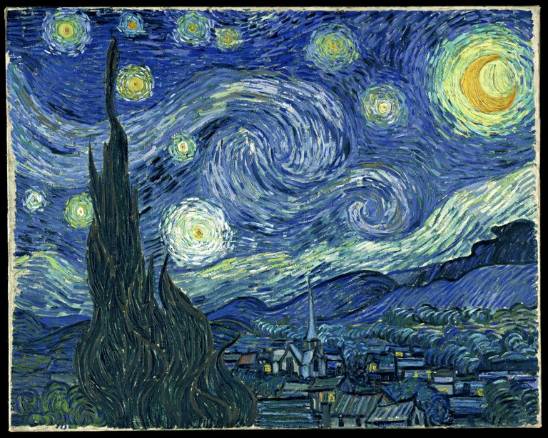 The Starry Night | © Museum of Modern Art/WikiCommons