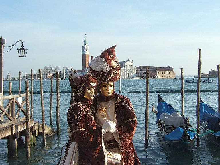Venice's iconic Carnevale | © Unofeld781/WikiCommons