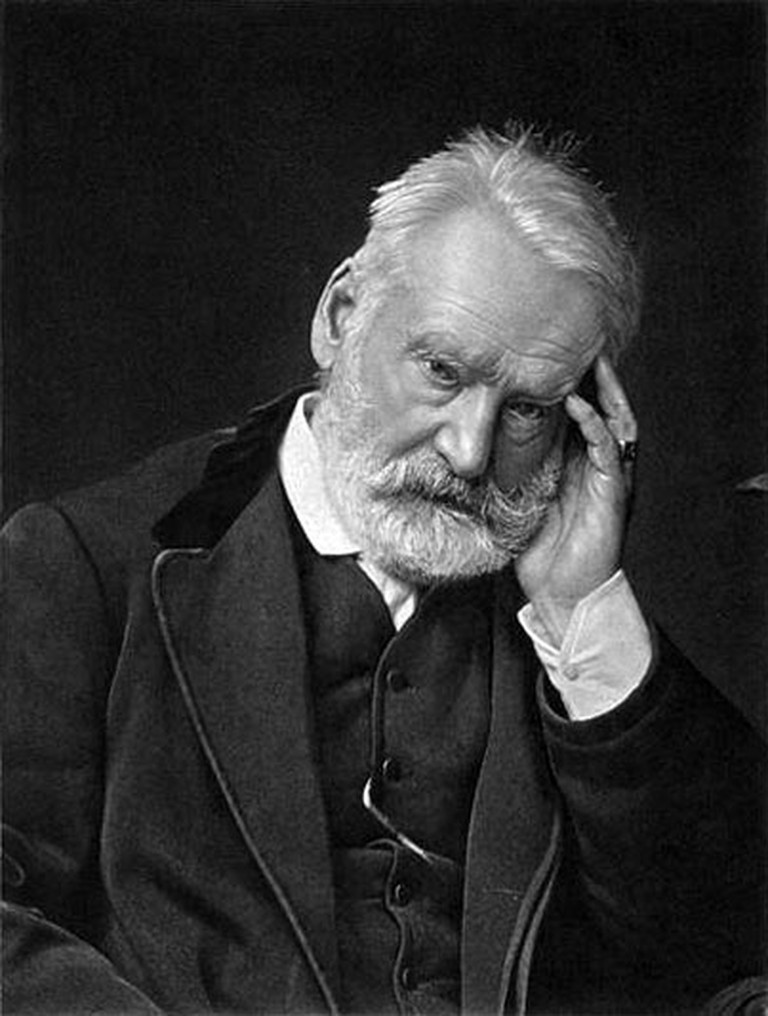 Victor Hugo rond 1875, by Comte Stanisław Julian Ostroróg dit WALERY (1830-1890)|© French Government, Ministry of Culture/ Wiki Commons