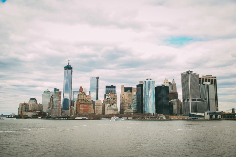 Wall Street & Lower Manhattan © Ms Vitri Photos