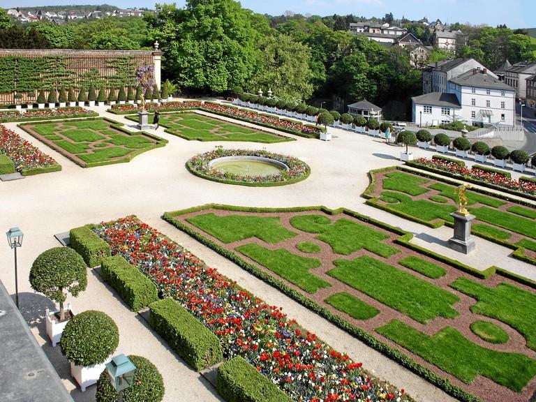 Weilburger Schlosspark