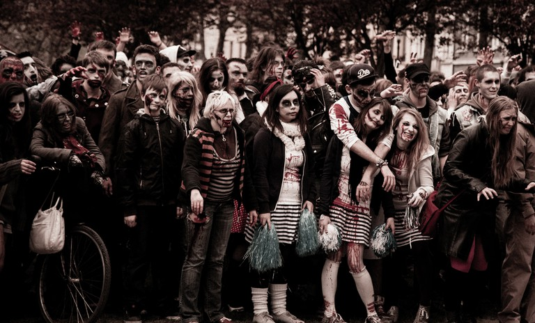 Zombie Day at BIFFF