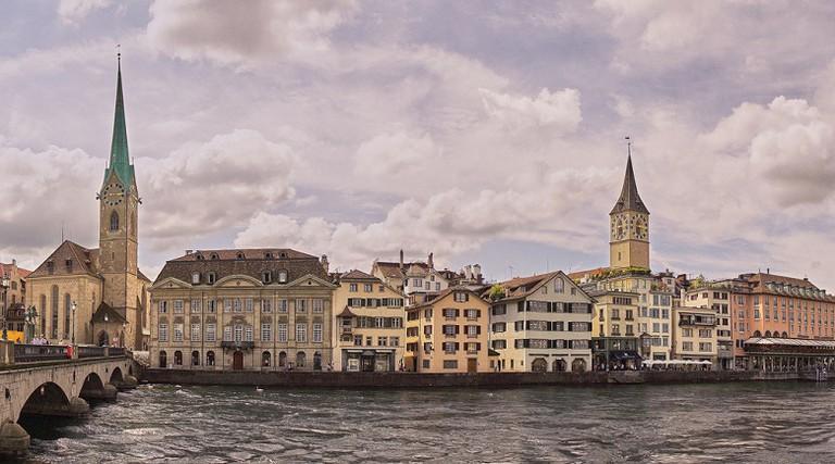 (c) Zurich   Pedro Szekely/Flickr