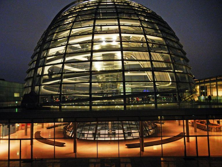 Bundestag Dome
