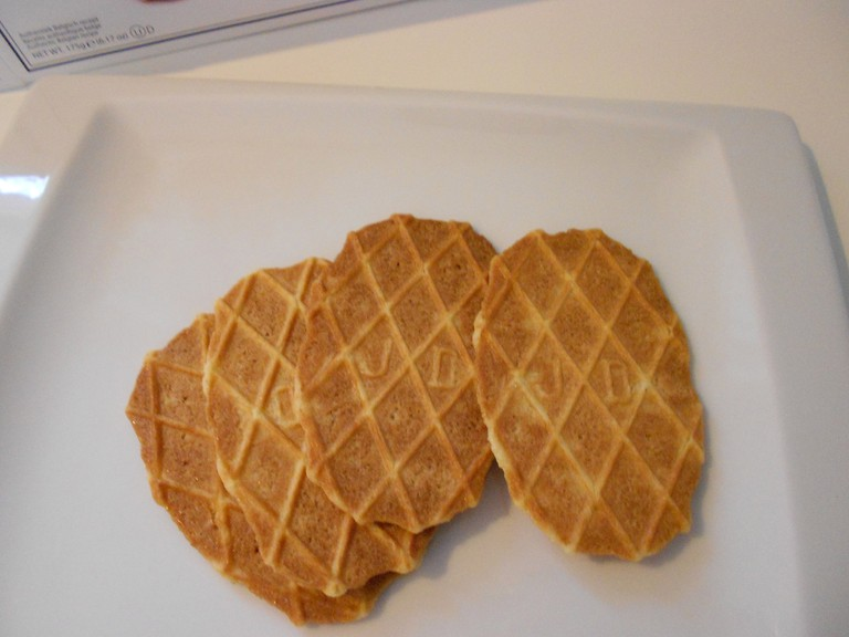 natuurboterwafels, or galettes au beurre | courtesy of Ayla Sileghem