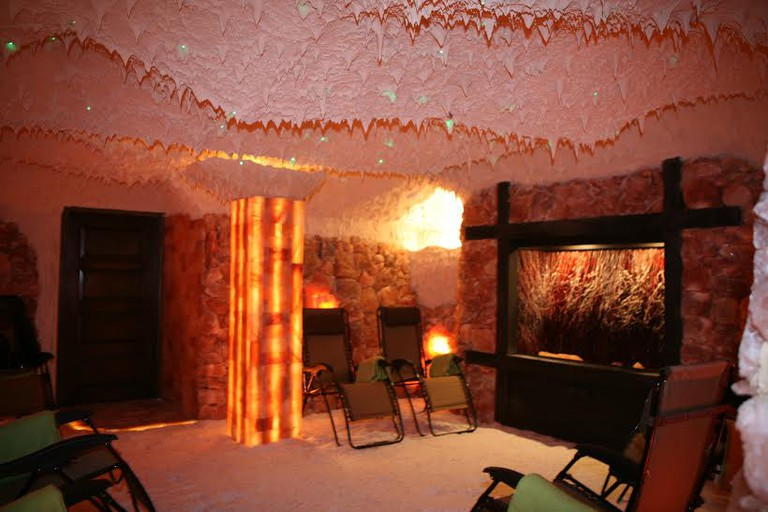 Salt Cave | Courtesy of Salt Cave