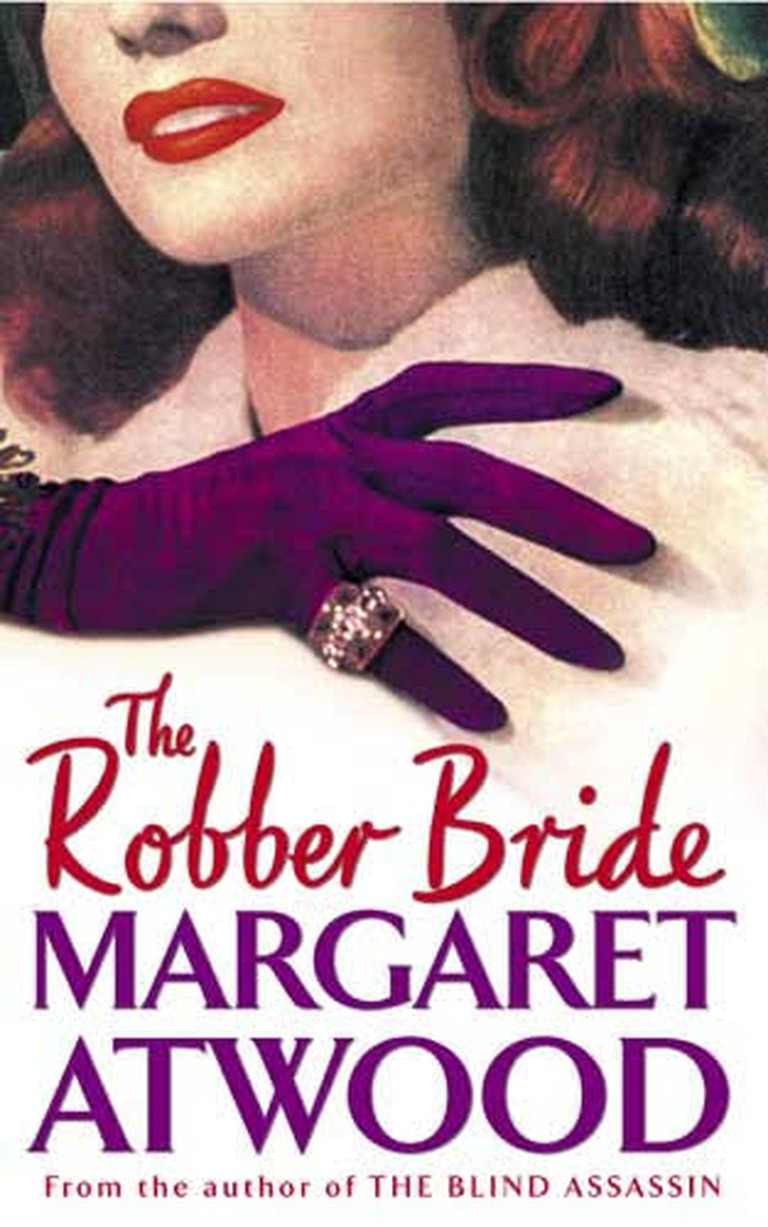The Robber Bride by Margaret Atwood | © Hachette UK