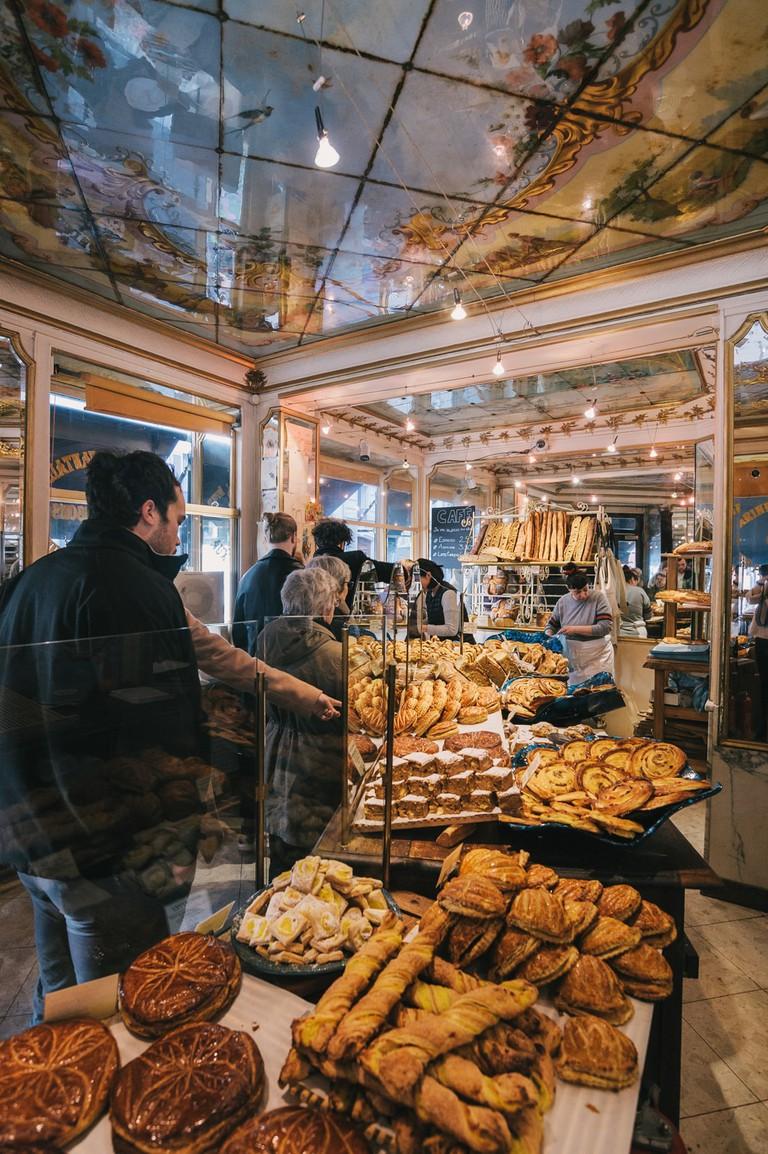Du Pain Croissants-Paris-France