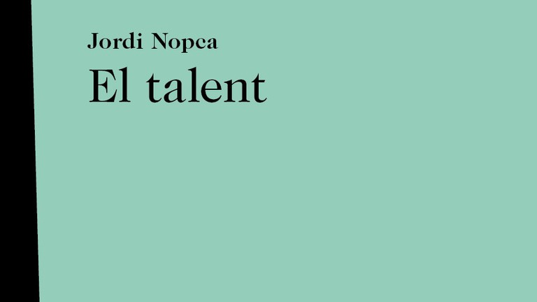El talent | © Meritxell Espona