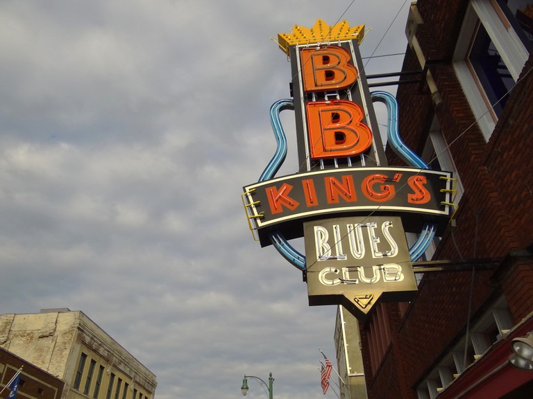 B.B. King's Blues Club l © Adam Jones/Flickr