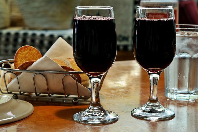 Red wine | © skeeze/Pixabay