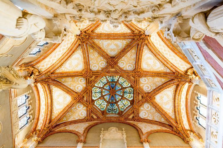 Hospital de Sant Pau | ©Robert Ramos/Fundación Hospital de Sant Pau