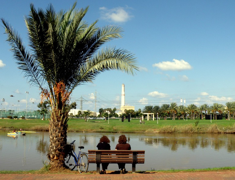 Ha'Yarkon Park | © RonAlmog/Flickr