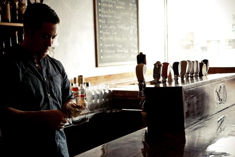 Bar | Courtesy of The Wren
