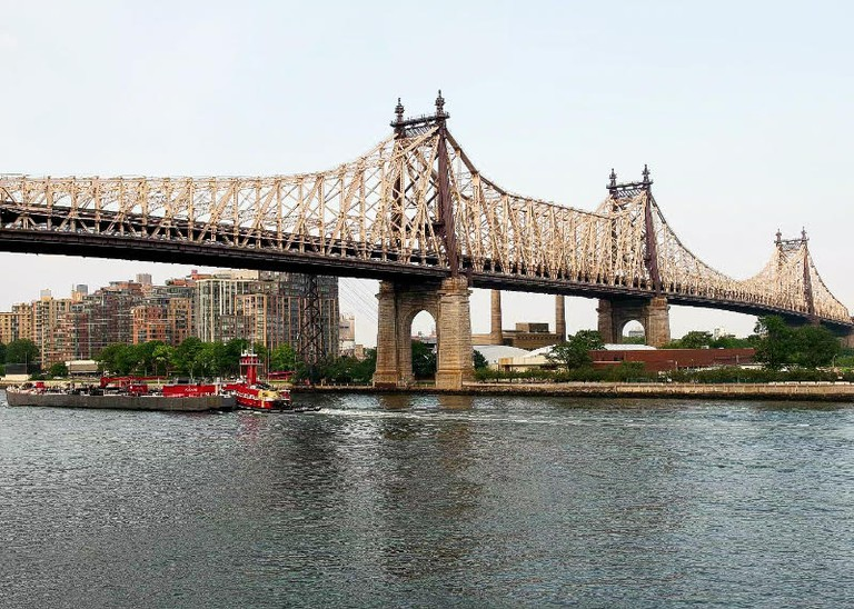 59th Street Queensboro Bridge| © Smart Scott Photography