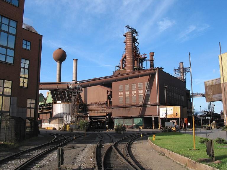 Defunct industry | © Jean-Pol Grandmont/WikiCommons