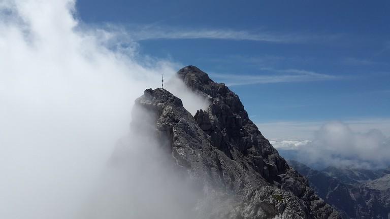Berchtesgaden Alps, Germany