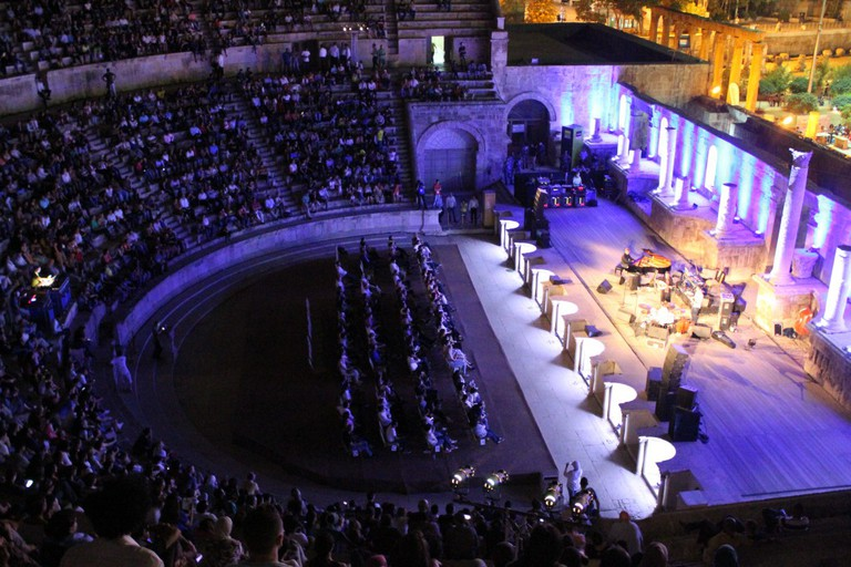 Al Balad Music Festival | © Courtesy of Al Balad Music Festival