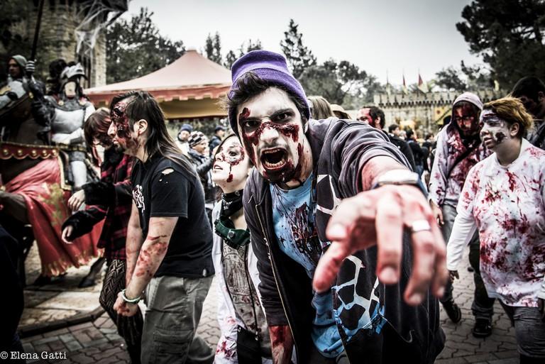 Zombie Walk | © Elena Gatti / Flickr