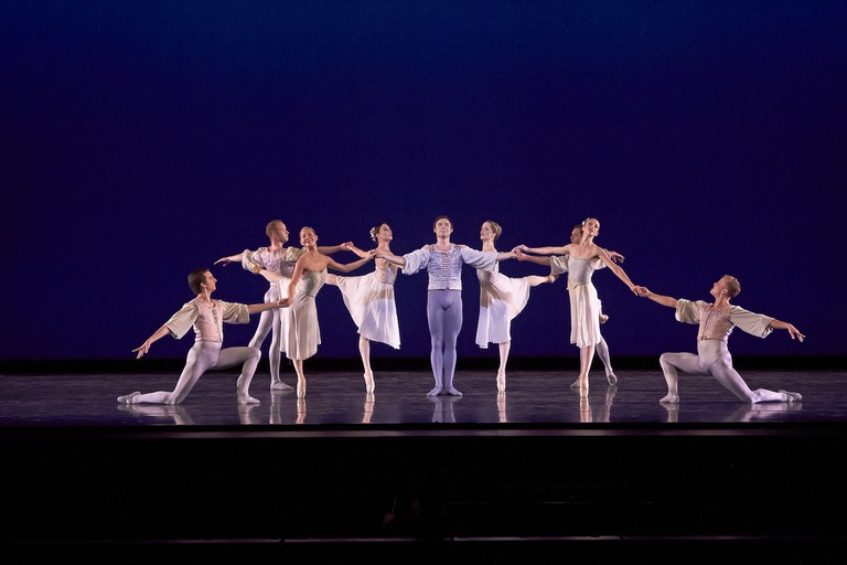 'Allegro Brillante' by George Balanchine | © KCBalletMedia/Flickr